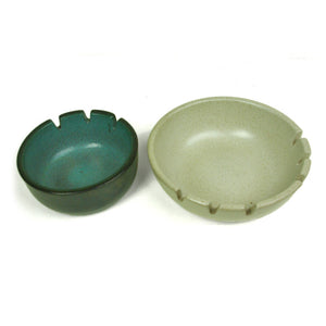 Heath Ashtray Pair