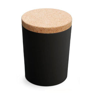 Buck Storage Side Table Black L