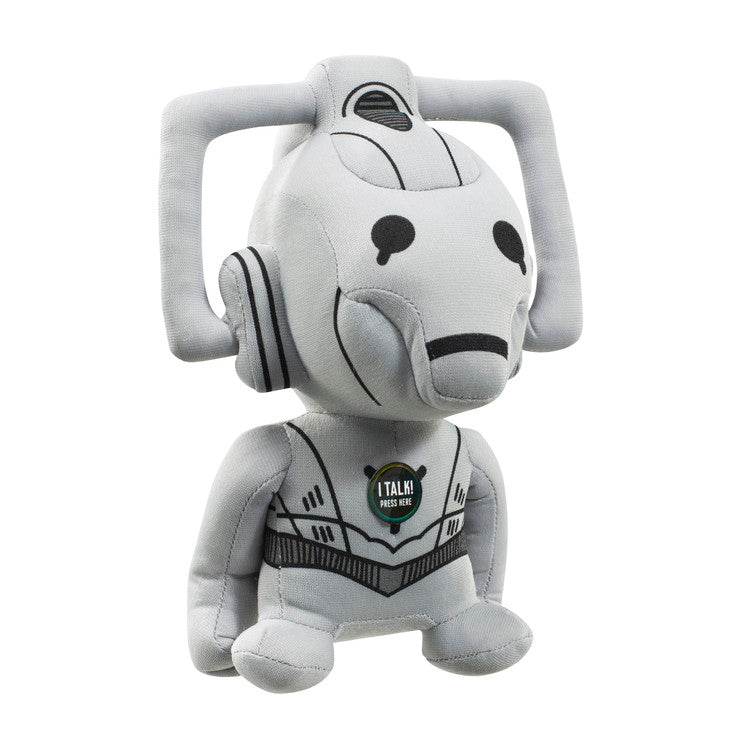 Cyberman Talking Plush