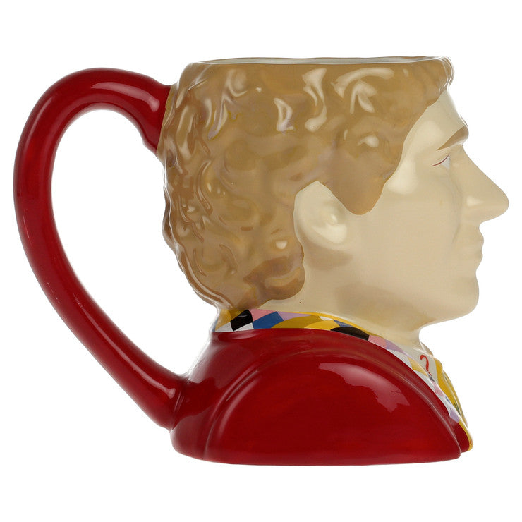 6th Doctor Who Mug