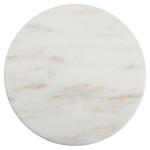 Marble Serving Board Round
