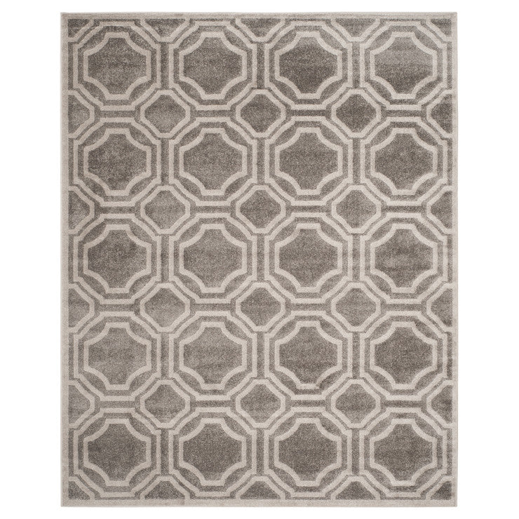 Allistre Indoor Outdoor Rug Gray