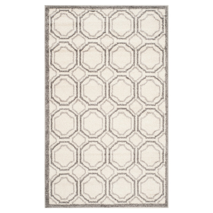 Castro Indoor Outdoor Rug Ivory