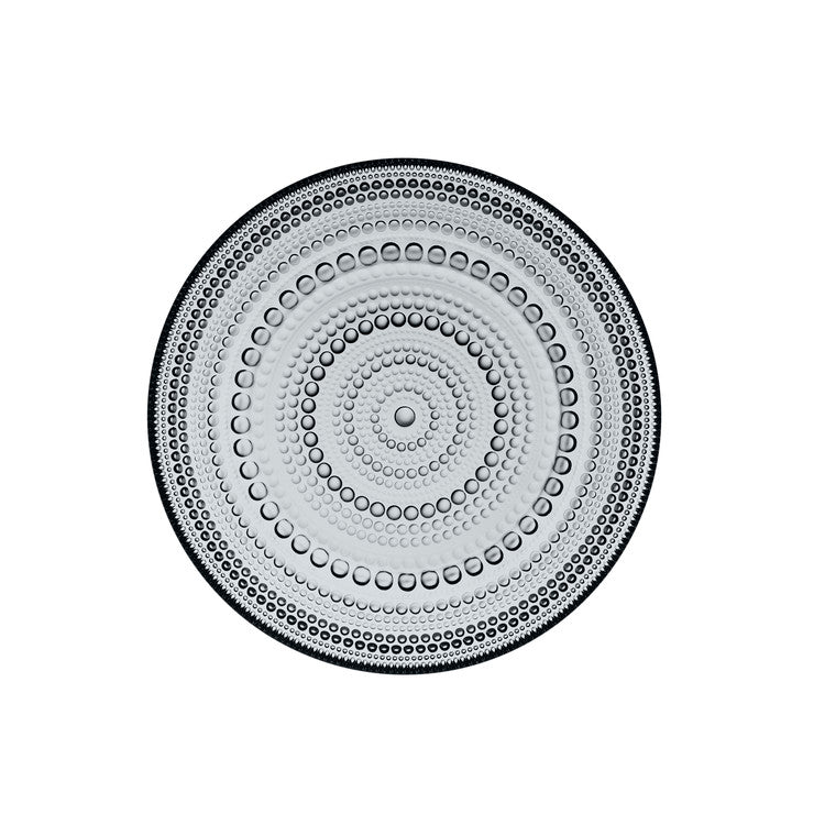 Kastehelmi Plate Small Gray