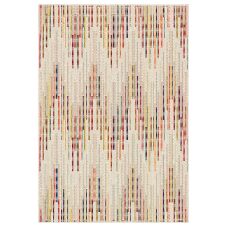 Carmen Chev Indoor Outdoor Rug