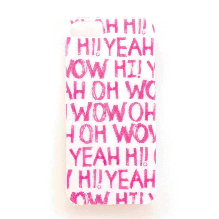 iPhone 5/5s Case Chit Chat