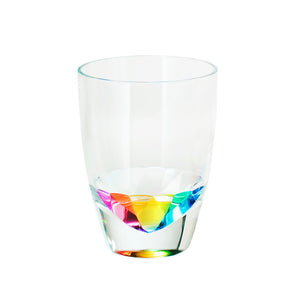 Diamond Acrylic Tumbler Set Of 4