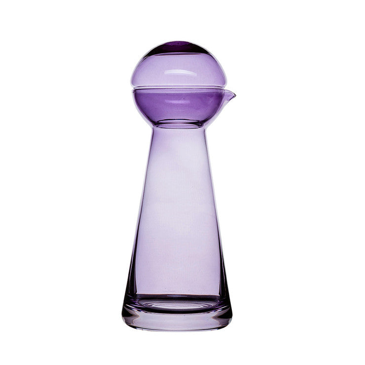 Birdie Carafe Small Purple
