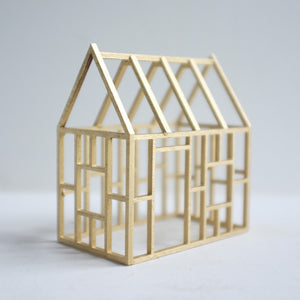 Birch Frame House Gold