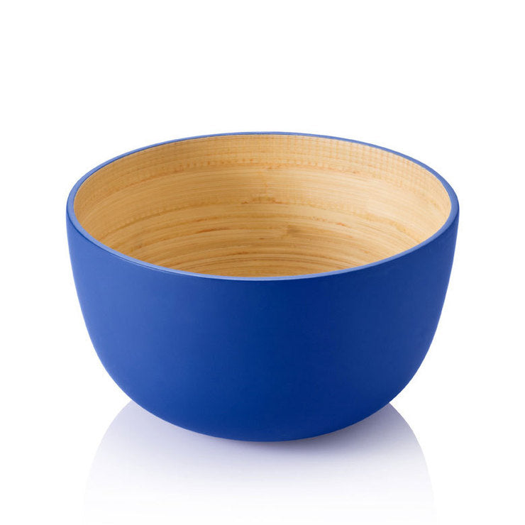 11.5 inch Lacquered Salad Bowl