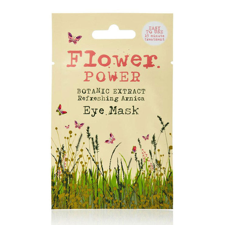 Flower Power Eye Mask Arnica