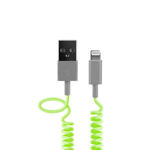 Flex Lightning Cable Green 6 ft