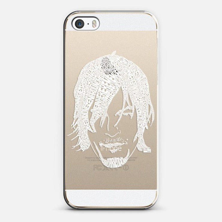 Dixon iPhone 5 Clear White
