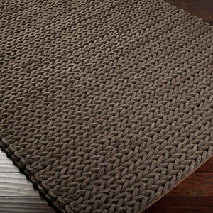 Anchorage Rug 2x3 Chocolate