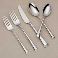 Bistro Cafe Flatware Set 5 PC