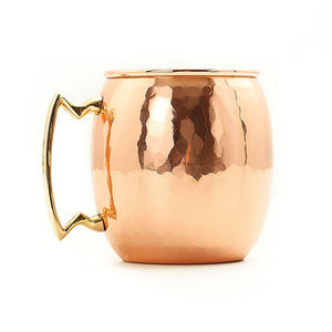 Hammered Mule Mug 16oz