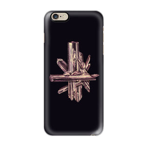Black & Wise iPhone Case