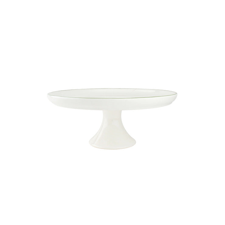 Abbesses Cake Stand Green