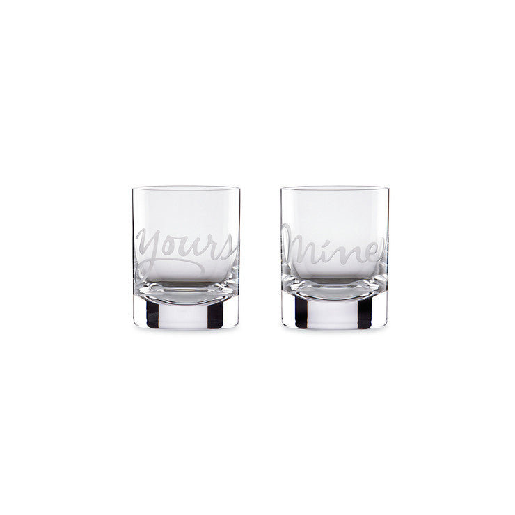 Two Of A Kind Whiskey Set