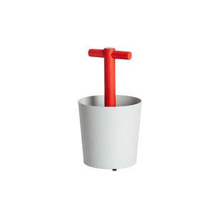 General Bucket Red