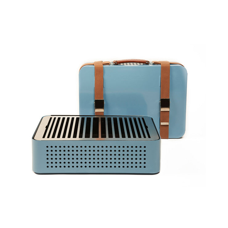 MON ONCLE Portable BBQ Blue