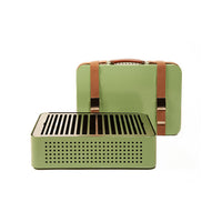 MON ONCLE Portable BBQ Green