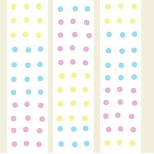 Candy Dots Removable Wallpaper