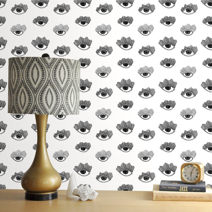 Bright Eyes Wall Decal