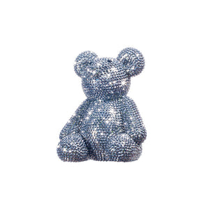 Rhinestone Teddy Bear Bank