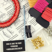 Boc Box Warm Necklace DIY Kit