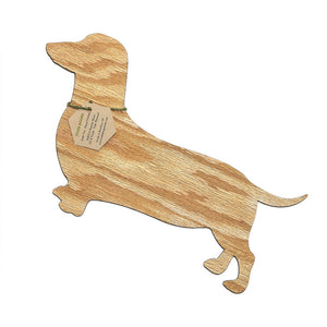 Dachshund Food Tray