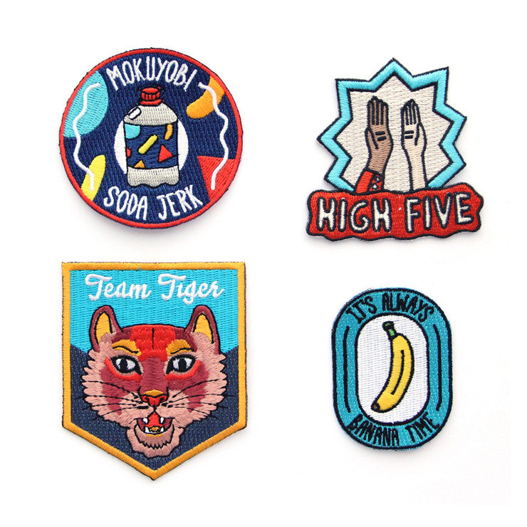 Buddy Patch Set