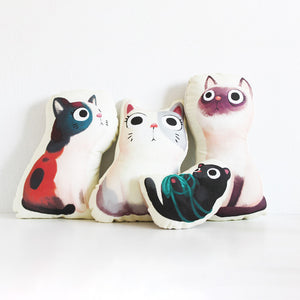 Siamese Cat Cushion