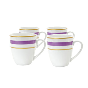Pirouette Mug Set Of 4