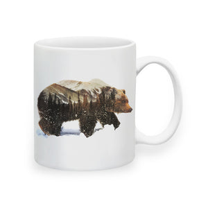Arctic Grizzly Mug