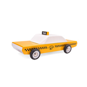 Candycab Yellow Taxi