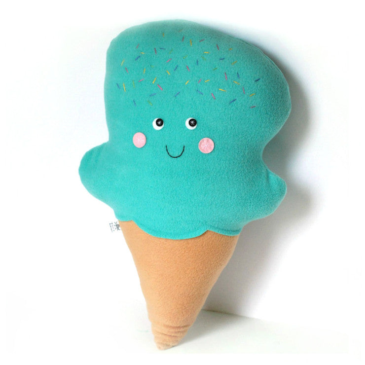 Giant Ice Cream Cone Plush