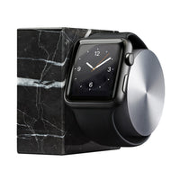 Marble Apple Watch Charging Dock