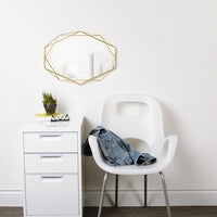 Prisma Hanging Wall Mirror