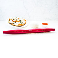 Aluminum Rolling Pin Red