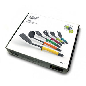 Elevate 6 Piece Kitchen Tool Set