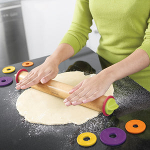 Adjustable Rolling Pin Multi