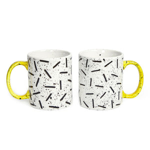 Double Trouble Mug Duo Yellow