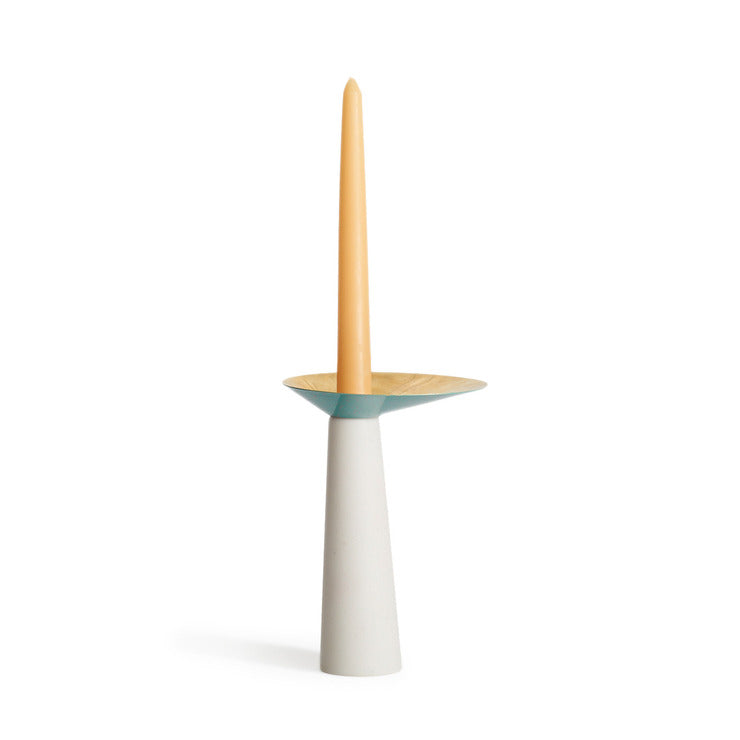 Asymmetrical Candle Holder Large