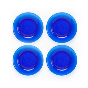 Dinner Plate Set Of 4 Cobalt
