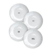 Go-To Plates Set Of 4