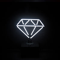 Desktop Neon Light Diamond