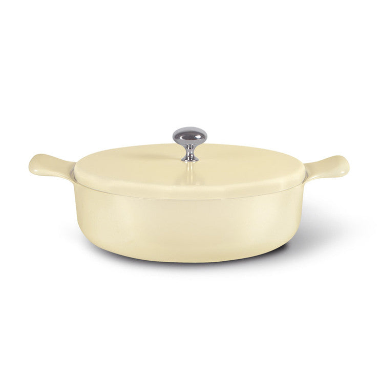 2-Handle Pan With Lid