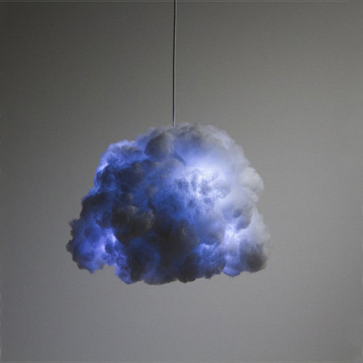 Tiny Cloud Lamp And Speaker