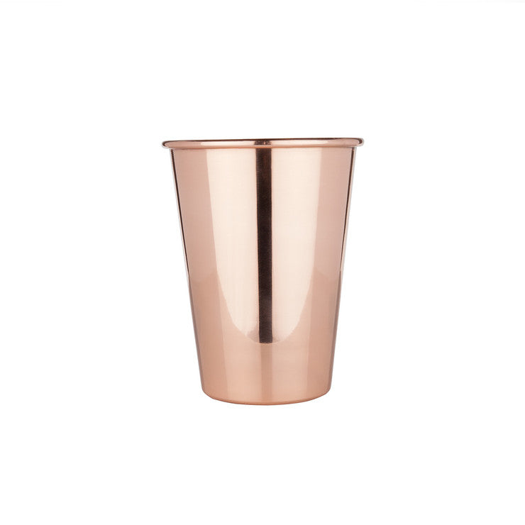 Admiral Copper Pint Glass